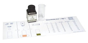 VISCOLOR alpha - Titration Test Kits