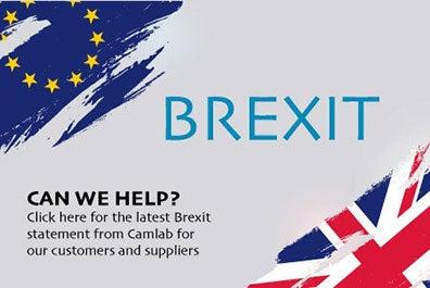 Camlab Brexit Information