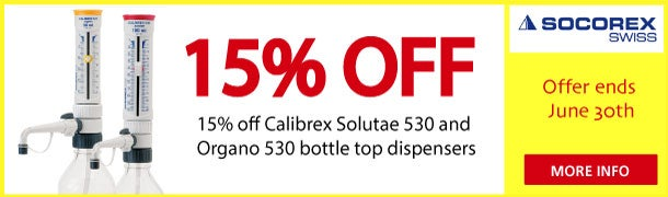 15% off dispensers