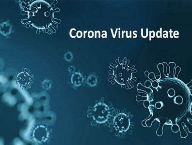 Corona Virus Update Image