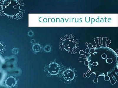 Corona Virus Update Image