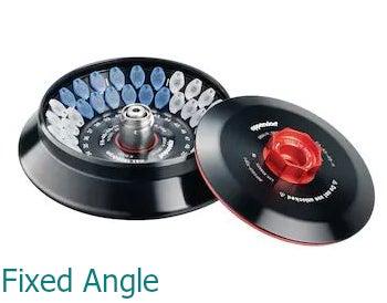 Fixed angle rotor