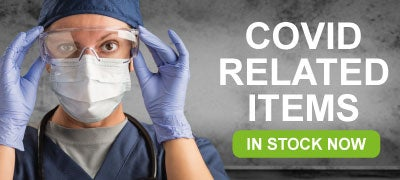 High Demand COVID Related products in stock