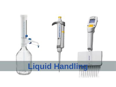 Eppendorf Liquid Handling