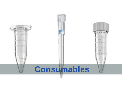 Eppendorf Lab Consumables