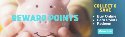 Reward Points with every order